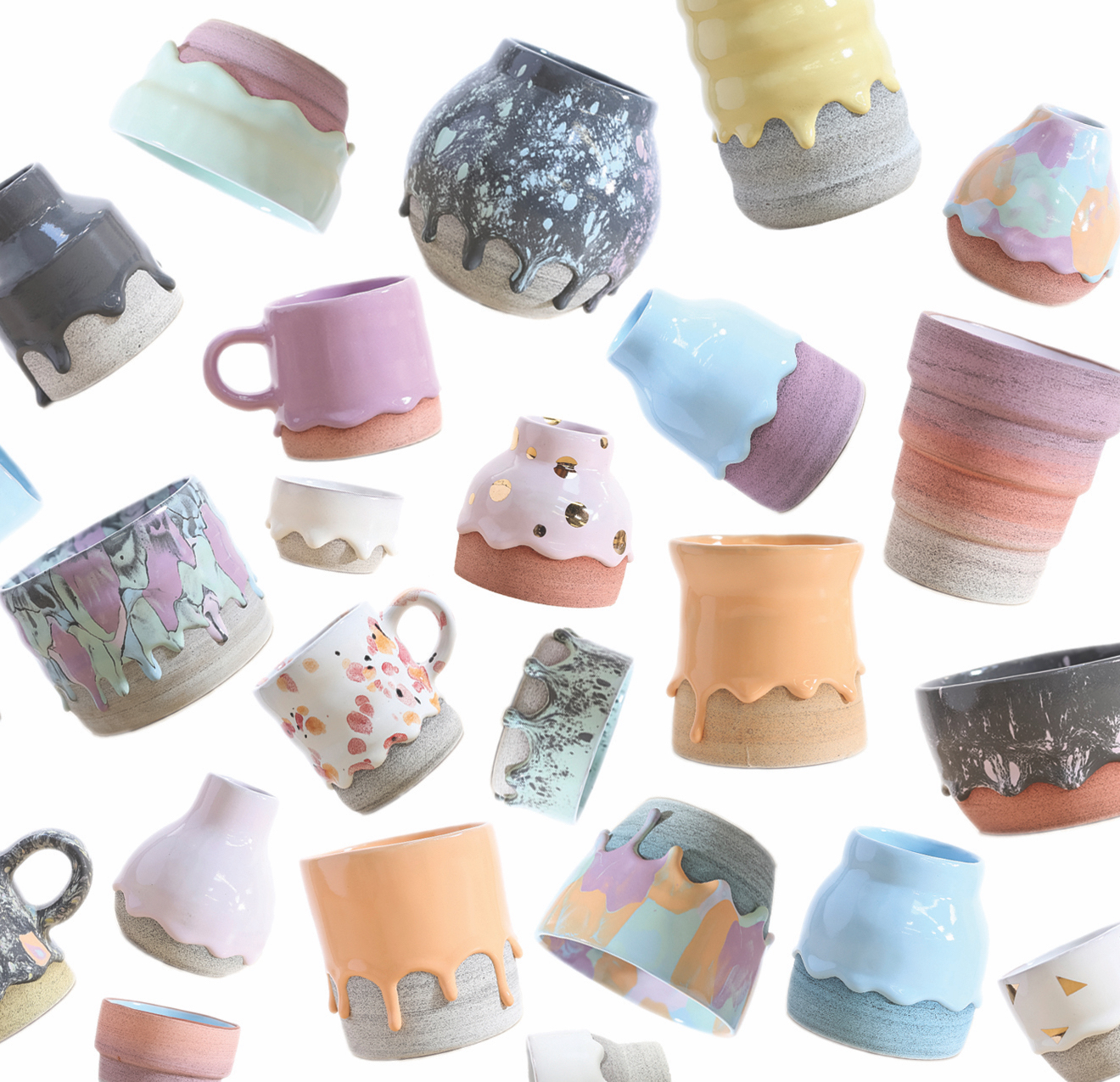 How Brian Giniewski Runs His Whimsical Pottery Business
